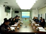 中国流通加工协会扇贝分会骨干企业在獐子岛开交流会