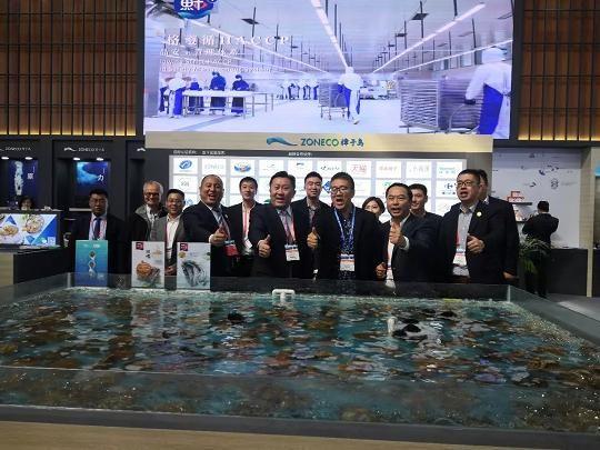 中国国际渔博会 獐子岛正式启动多物种MSC主评估